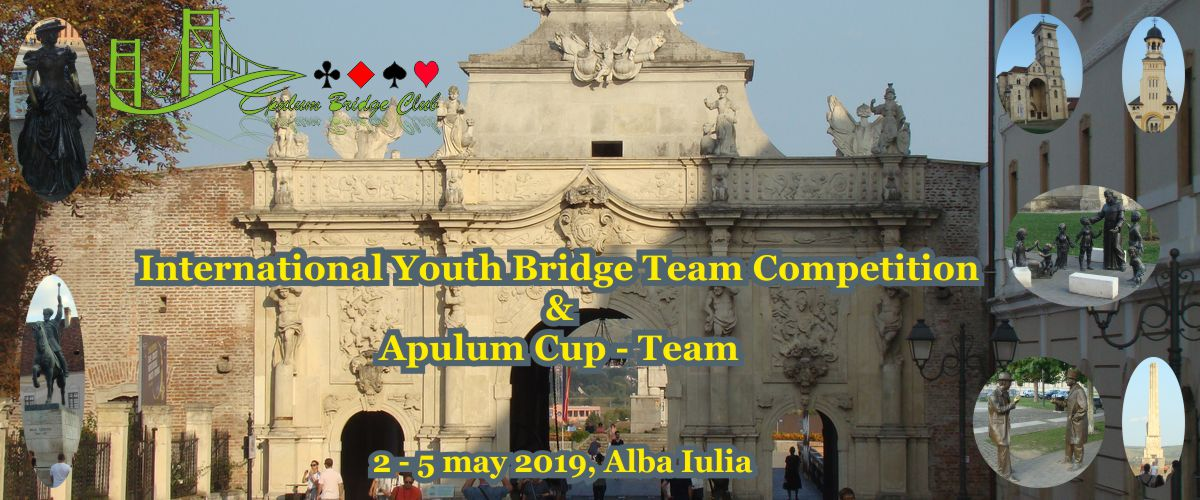 International Youth Bridge Team Competition & Apulum Cup - Teams